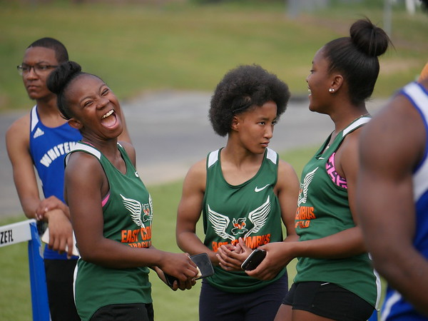 ECHS Track at WHS April 26