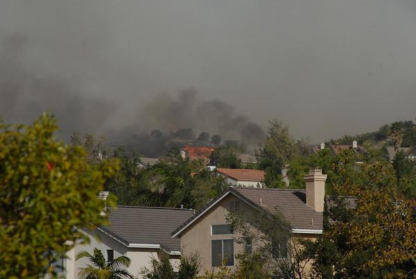 Fire October 2007