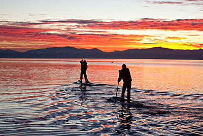 Tahoe Stand Up Paddle
