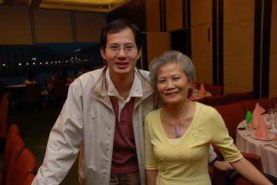 林浩哲滿月酒(2009年4月12日)