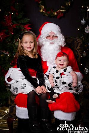 MCC Santa Portraits
