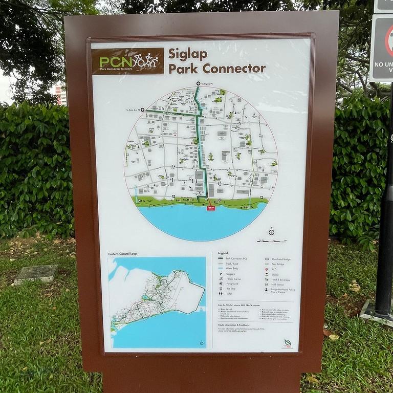 Siglap PCN Map