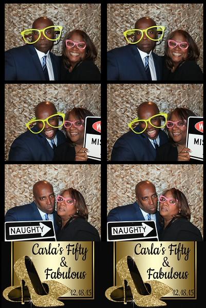 Carla's Fifty & Fabulous Birthday