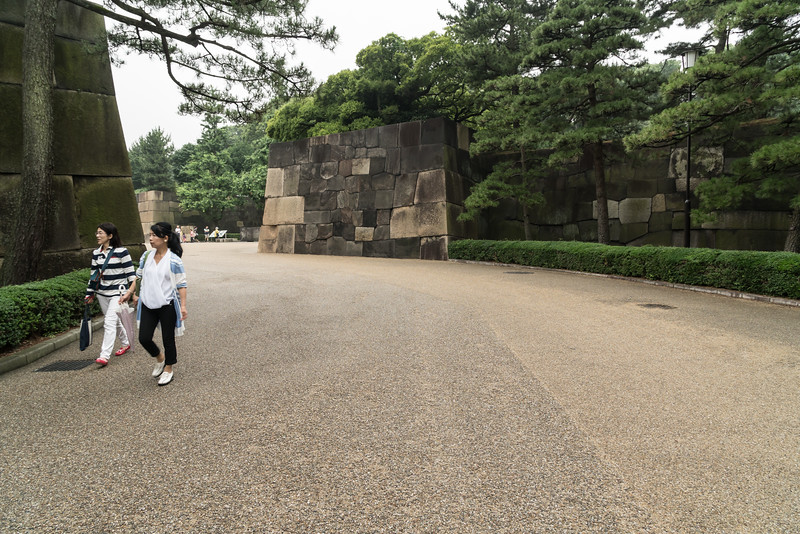 Imperial Palace, Tokyo.
