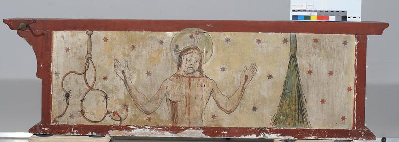 Vorzustand: Anna Altar, Predella, Rückseite AAF_0995_27-10-2011