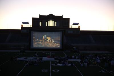 Movie Night at UD 2020