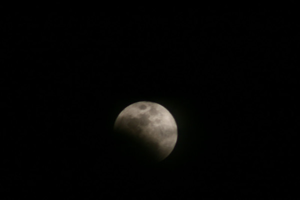 Lunar Eclipse - 2008
