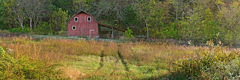 Red Barn October