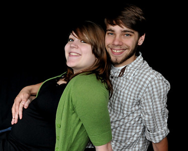 Zack and Madison's Maternity Session