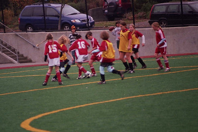 Blasters v. Red Angels