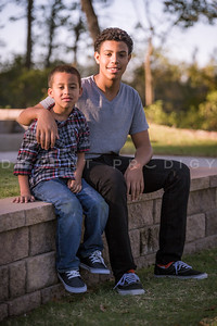 Bryce and Kamden
