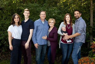 Pat Muenks Family