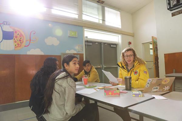 Aptitud Community Academy - City Year San Jose 2019