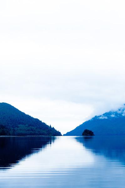 Lucy Island in Haida Gwaii, British Columbia