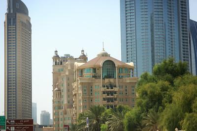 Dubai and Abu Dhabi 2017