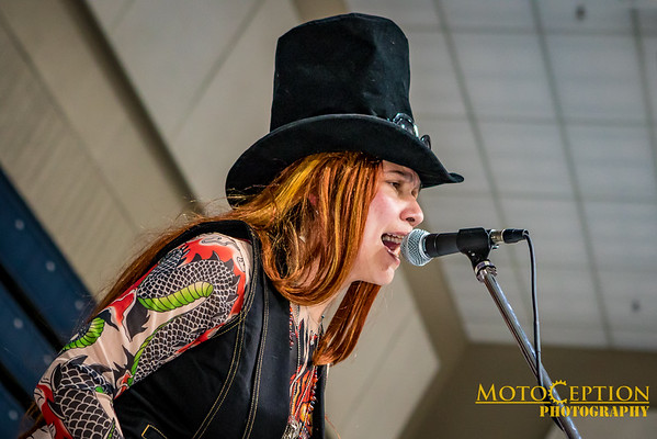Concert - Missy Flapjack & the Butterworth Blues Band