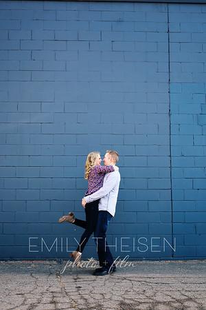 Erika and Jason Engagement Session