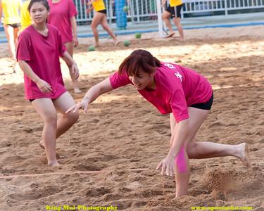 2011 Hong Kong Beach Handball Chamionships