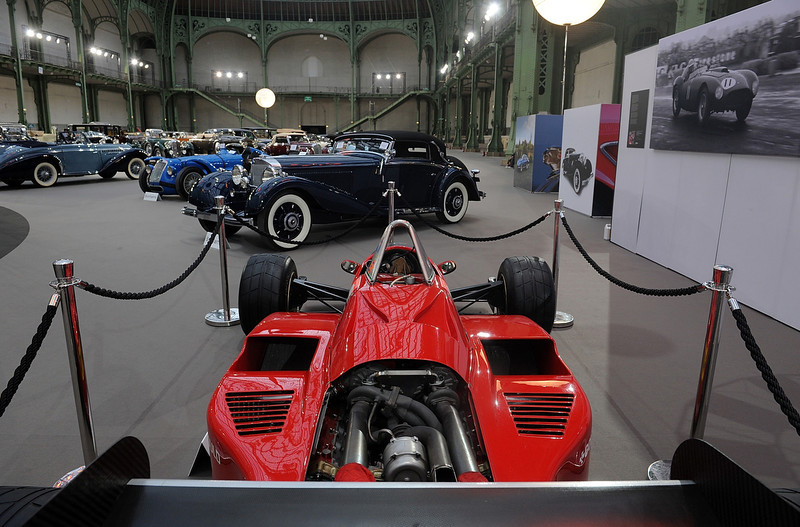 . A 1968  Ferrari 275GTB/4 is displayed ahead of a sale of vintage cars by Bonhams auction house, at Le Grand Palais on February 5, 2014 in Paris, France.  (Photo by Antoine Antoniol/Getty Images)