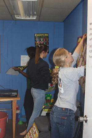 On Campus: Service Learning