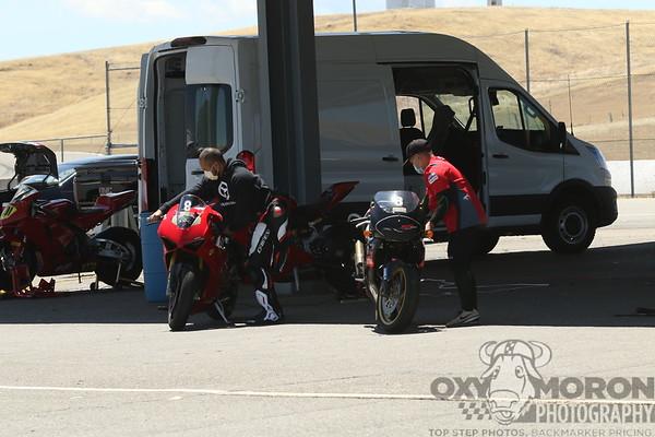 8 Aprilia and Ducati