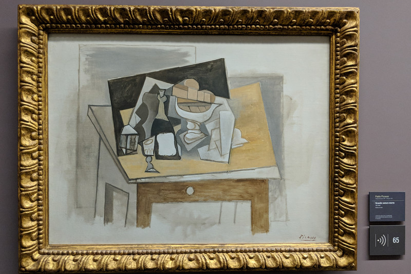 Also a few works from Picasso