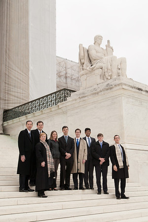 2013 Emory Law School Supreme Court Advocacy Project