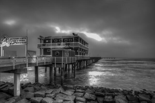 Galveston Fishing Pier