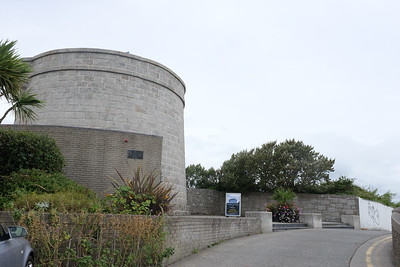 Ulysses' Martello Tower
