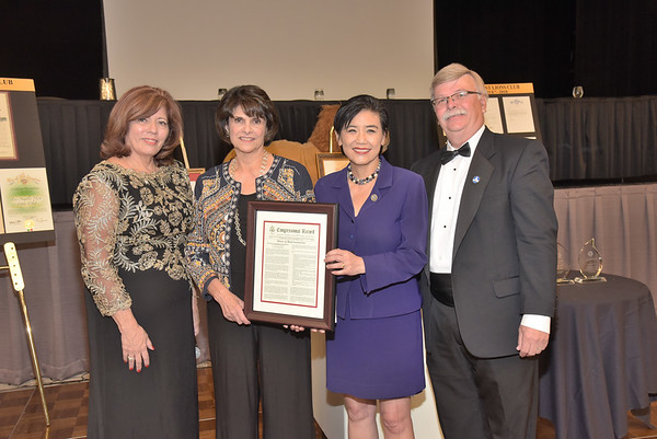100 YEARS  LOS ANGELES HOST LIONS CLUB  AWARDS and GALA