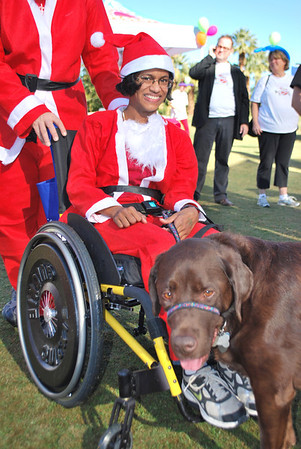 We Care Dental Center's Great Santa Run