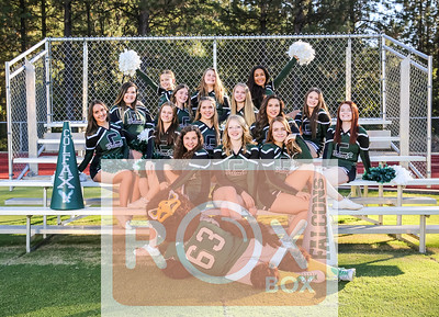 Colfax High School Cheer