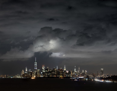 Nightscapes in NYC