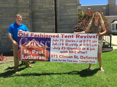 06-23-15 NEWS St. Paul Lutheran Tent Revival, TM