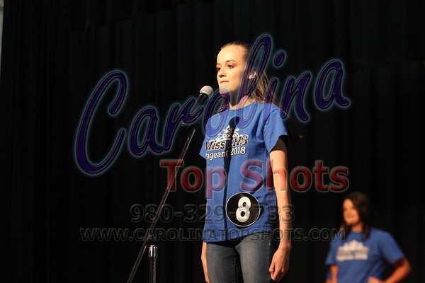 Contestant 8 - Madison H.