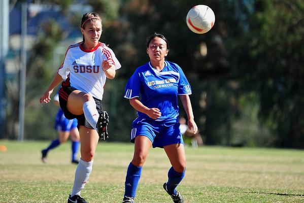 UCSD Women vs SDSU