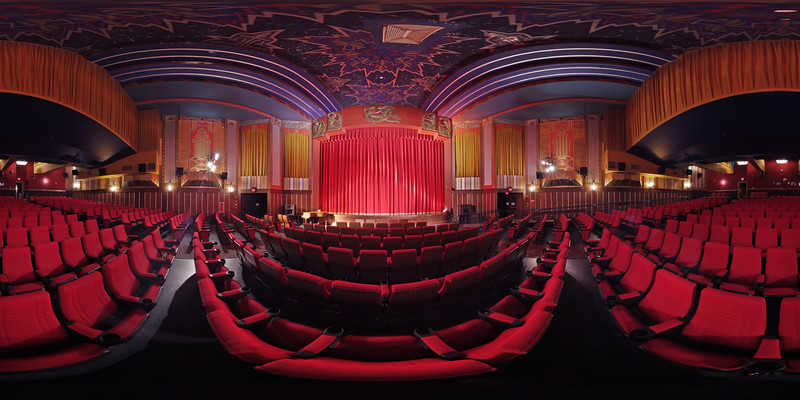 Coolidge Theatre Stage