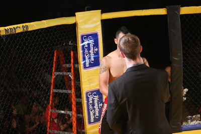 Fight #10 Mark Hooper vs. Nelson Norman, IV