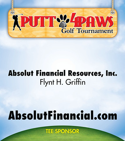 5th Annual Putt 4 Paws Golf Tournament