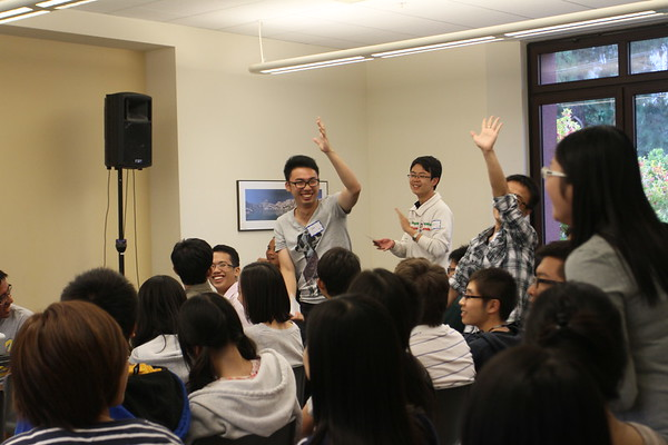 2012.8 IUSM C101 and Kick-off