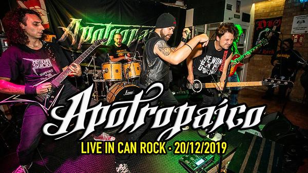 APOTROPAICO CAN ROCK