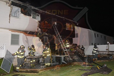 Bethpage F.D. Signal 10  N. Kentucky Ave.  4/9/17