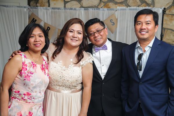 Jun + Tonette Wedding Photos by 1DreamEvents