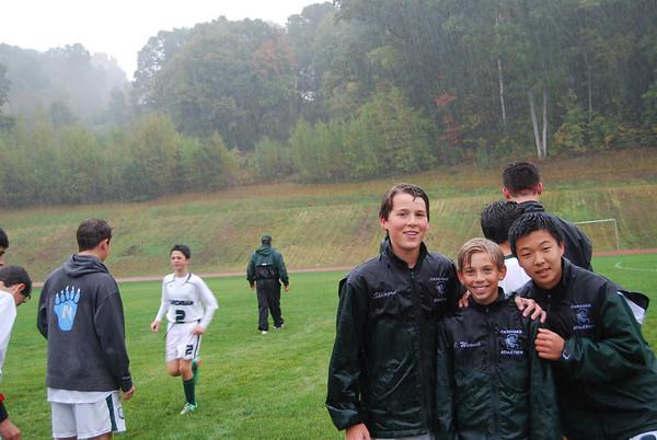 JV Soccer (Eaglebrook Day)