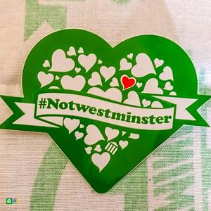 Notwestminster 2020