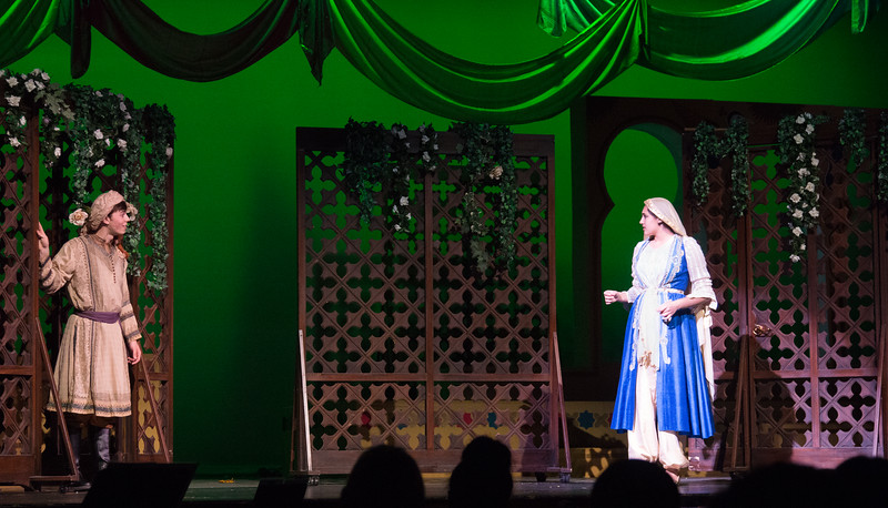 "The Caliph and Marsinah (""Stranger in Paradise"") -- Kismet, Montgomery Blair High School spring musical, April 15, 2016 performance (Silver Spring, MD)"