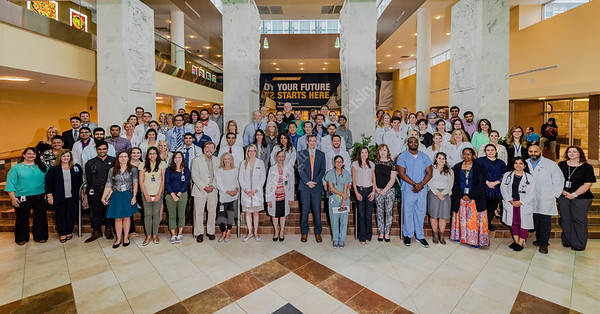33741 Department of Medicine Annual Photo August 2017