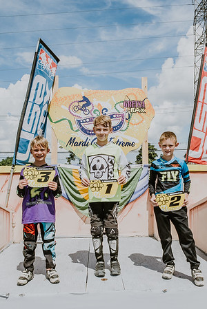 FREE: Gold Cup Champions SC podiums (from DK Bicycles)