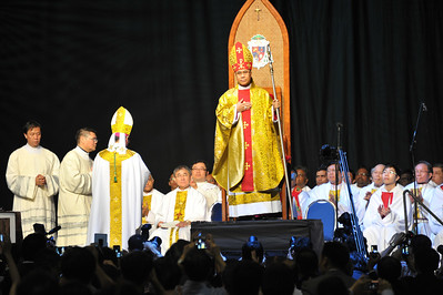 Church - The Episcopal Ordination of Coadjutor Archbishop William Goh