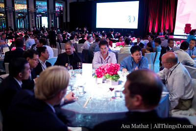 AsiaD: Day One Dinner